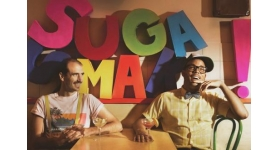 Nate James and Suga Smak