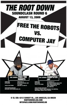 Free The Robots vs Computer Jay